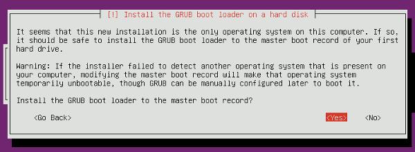 minimal-ubuntu-grub-bootloader