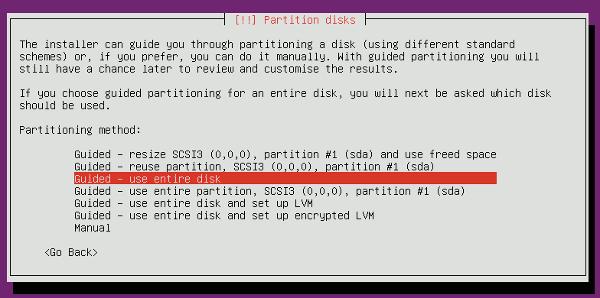 minimal-ubuntu-install-partition