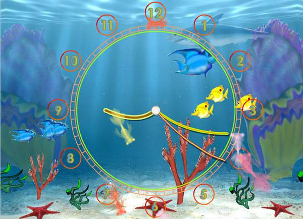 screensavers-aquarium