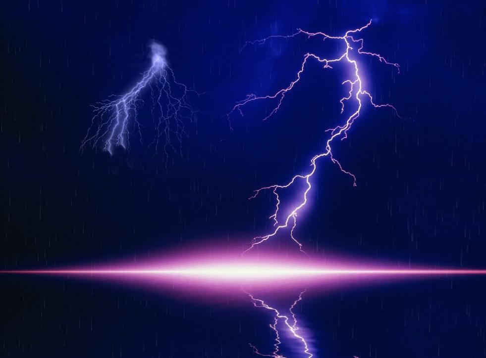 screensavers-lightning