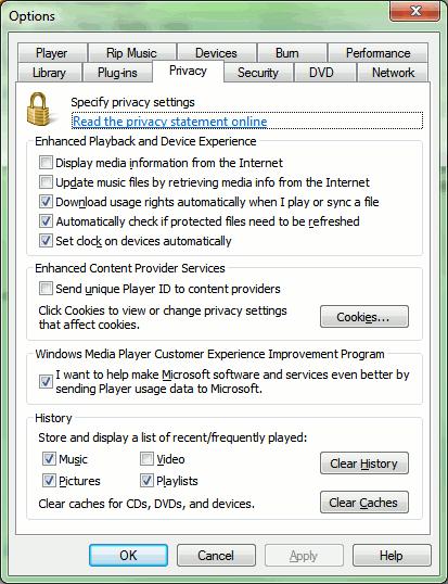 winhelp-wmp-options