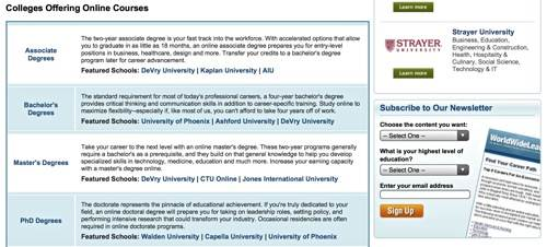 College-Worldwide