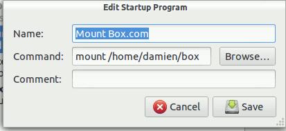box-mount-on-startup