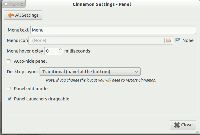 cinnamon-panel-settings