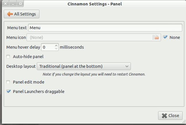 cinnamon-panel-settings