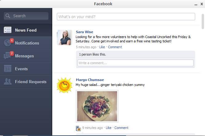 Pokki-Facebook-feed