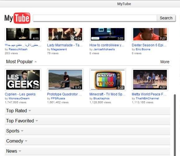 Pokki-youtube