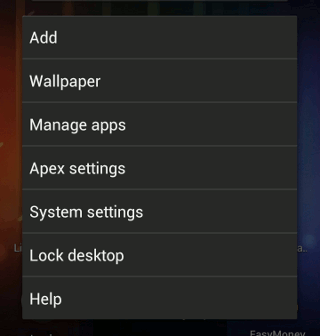 apex-launcher-menu