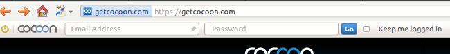 cocoon-toolbar