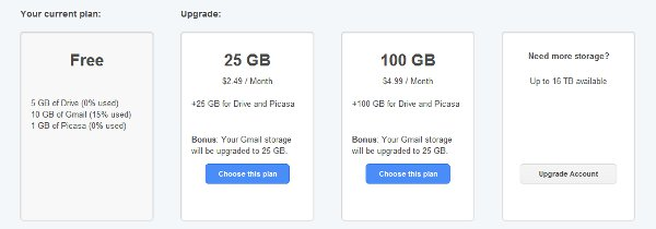 google-drive-upgrade-pricing
