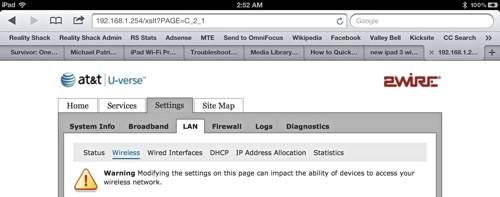 iPadWiFi-Router