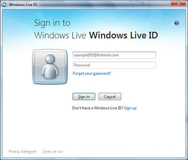 skydrive-windowsliveidsignin