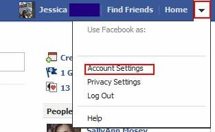 Facebook-Security-Account-Settings