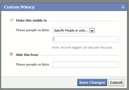 Facebook-Security-custom-sharing