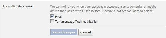 Facebook-Security-login-notifications