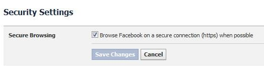 Facebook-Security-secure-browsing