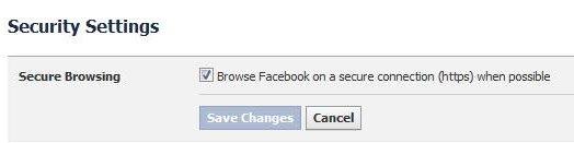 Facebook-Security-secure-browsing