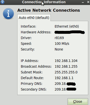 Setting Up a Home Network with Linux Mint