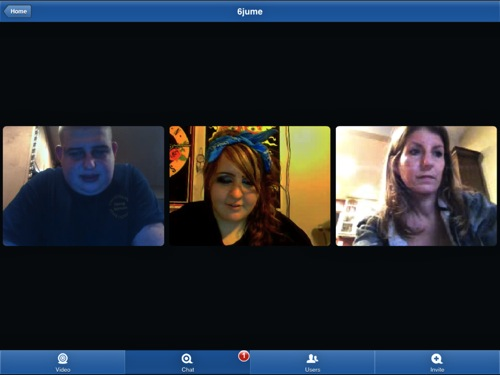 What is tiny chat
