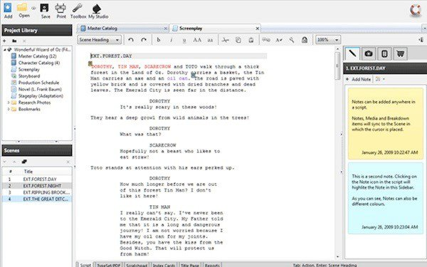Best writing software for mac