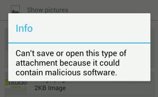 gmail-zip-error-message