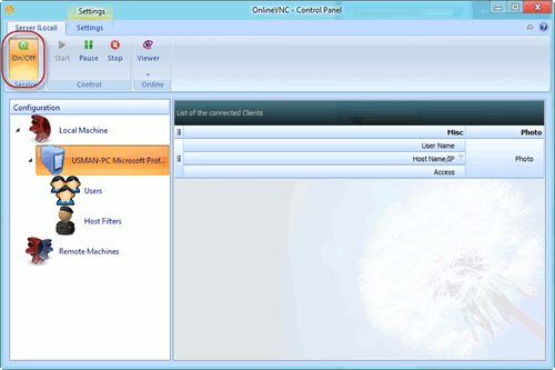 OnlineVNC 2