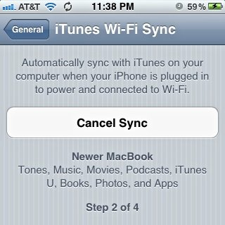 Sync-Syncing
