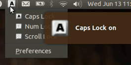 Ubuntu-Applet-Keylock