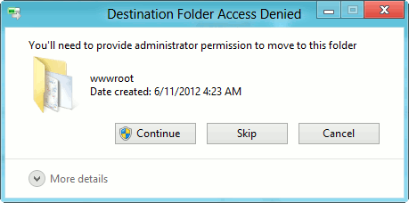 administrative permissions