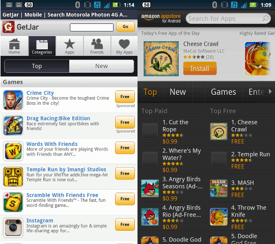 android-questions-alternate-android-app-market