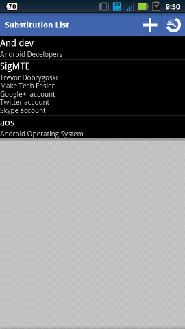 android-textexpansion-list