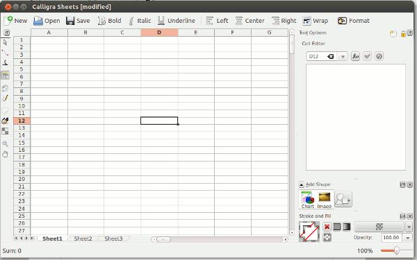 calligra-sheets