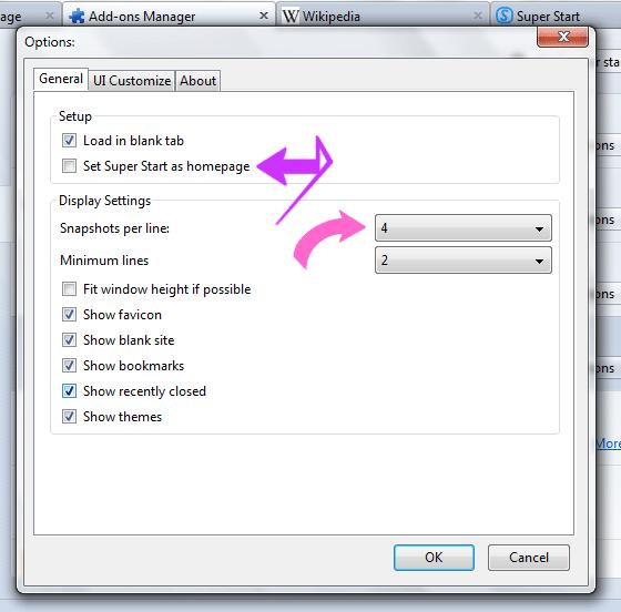 superstart-options