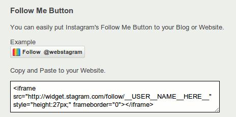 webstagram-followme-button