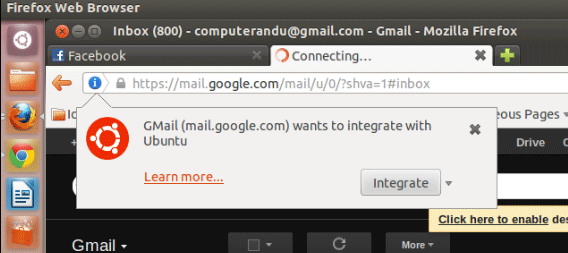 Ubuntu-Web-App-gmail-integration