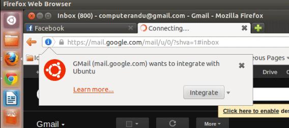 Ubuntu-Web-App-gmail-integration