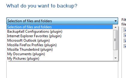 backup4all-plugins