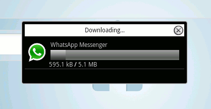 bluestacks-whatsap-downloading