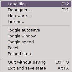 ti_emulator-tilem_menu