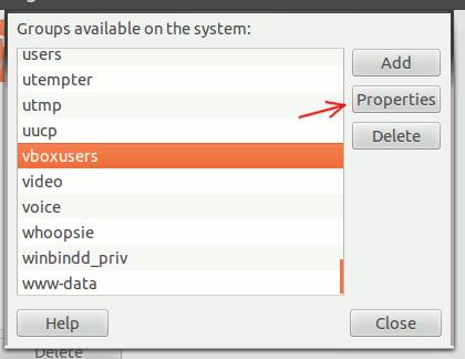 user-group-properties