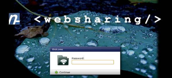 webshare-browser-login