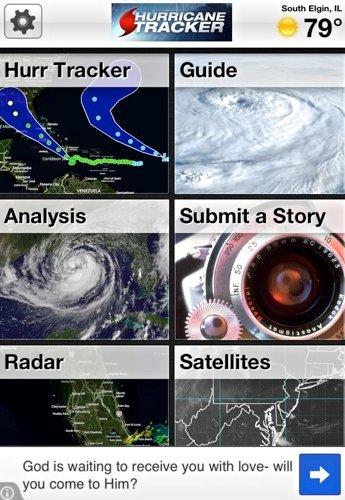 Hurricanes-Menu