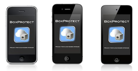 BoxProtect for mobile - iOS app for iPhone and iPod Touch.