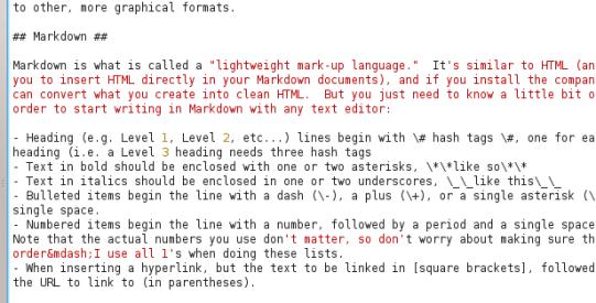markdown-textformatting