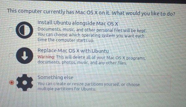 ubuntu-mac-installation-type