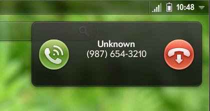 webOS-call