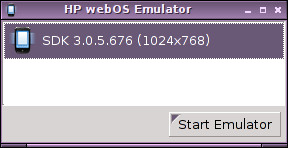 webOS-version