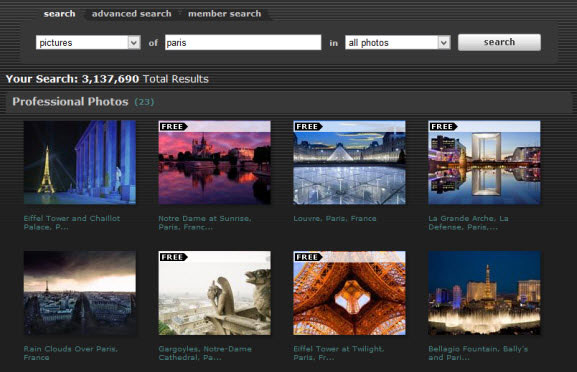 webshots-image-search