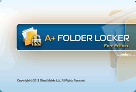 A  Folder Locker