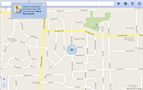 MapsApp-Safari